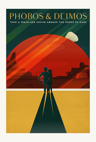 07-Carte postale // 10x15cm // Phobos Deimos