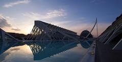 City of Arts and Sciences (lionel.lacour) Tags: valencia spain c1 d610 calatrava