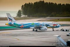 [HKT.2018] #Bangkok.Airways #PG #Airbus #A320 #HS-PGW #Samui #awp (CHR / AeroWorldpictures Team) Tags: bangkok airways airbus a320232 cn 2509 eng iae v2527a5 reg hspgw cab y162 rmk named samui history aircraft first flight test fwwiq built site toulouse lfbo france delivered bangkokairways pg bkp leased debisairfinance aercap dragonaviationleasing app towing apron plane aircrafts airplane thai asia airlines phuket hkt airport thailand a320 nikon d300s nikkor raw aeroworldpictures lightroom chr 2018
