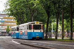 Sweden - Göteborg - Tram (Marcial Bernabeu) Tags: marcial bernabeu bernabéu europe europa scandinavia escandinavia sweden suecia swedish sueco sueca gotemburgo göteborg goteborg transport trolley car trolleycar tranvia tranvía city ciudad tram