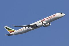 ET-ATQ (JBoulin94) Tags: etatq ethiopian airlines airbus a350900 london heathrow international airport lhr egll england uk john boulin