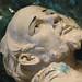 DELLA ROBBIA Andrea (et Atelier),1490 - L' Ascension du Christ (Louvre) - Detail 38