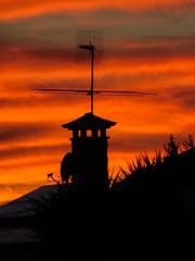 Nightfall (cami.carvalho) Tags: sunset sol céu sky entardecer dusk nightfall
