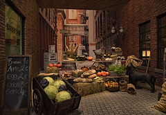 NewYork (lotharmeyer) Tags: street marktszene lotharmeyer nikon gemüse food essen fruit