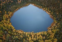 Off the Beaten Path (matthewdaugherty@yahoo.com) Tags: landscape aerial lakes trees drone minnesota