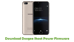 Doogee Shoot Power Firmware (AndroidRomFree.com) Tags: stock rom flash file firmware android