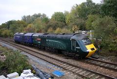 43093 'Old Oak Common HST Depot 1976-2018' British Railways Class 43 HST, Great Western Railway, Filton Abbey Wood, Gloucestershire (Kev Slade Too) Tags: 43093 oldoakcommonhstdepot19762018 britishrailways class43 hst filtonabbeywood gloucestershire 0z82