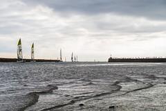 Saint Gilles Croix de Vie (françoisjoly85) Tags: pentaxart vendée saintgilles mer sea water eau voile sailing figaro