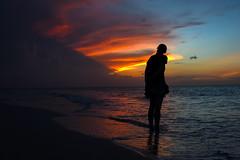 Varadero (Sean Sweeney, UK) Tags: nikon dslr d750 varadero cuba caribbean island iberostar hotel view travel photography photo beach sea sunset sky low light lowlight wave waves blue