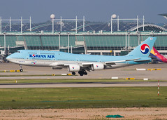 HL7632 || KOREAN AIR 747-8i || Seoul/Incheon (MichaelLeung213) Tags: icn seoul korean air 7478 incheon