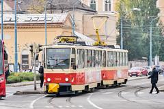 BTS_7909_201811 (Tram Photos) Tags: ckd tatra t6a5 bratislava dopravnýpodnikbratislava dpb strasenbahn tram tramway električková mhd električka