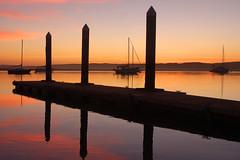 Evening Hues (Damian Gadal) Tags: morrobay california