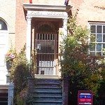 Toronto Ontario - Canada - Toronto's First Post Office - 1834 - Heritage Building - Portico thumbnail