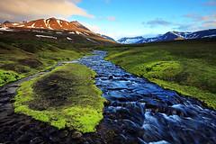 Tröllaskagi (Thomas Rawyler) Tags: landscape idyllic scenery horizon over land hill mountain range scenic scenics nonurban scene rolling tröllaskagi troll peninsula iceland