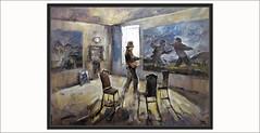 GOYA-PINTURA-HOMENAJE-VIDA-QUINTA DEL SORDO-PINTAR-CUADROS-INTIMIDAD-PINTANDO-PINTURAS NEGRAS-INTERIORES-PERSONAJES-ARTE-ARTISTAS-ARTISTA-PINTOR-ERNEST DESCALS- (Ernest Descals) Tags: goya quintadelsordo pinturasnegras cuadros pintura genio fuendetodos pintar pintando pintures quadres art arte artwork paint pictures maestro pintor pintors pintores painter painters paintings sobriedad intimidad estudio paredes lenzos personajes luz luces intimas homage homenaje zaragoza aragon españa spain maestros artista artistas artist franciscodegoya escena escenas painting mobiliario casa recreacion plastica plasticos ernestdescals obras homenajes light intimity creacion aristica fuerz expresion expresividad pintaba pintant
