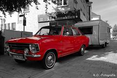 Opel Olympia A (R.O. - Fotografie) Tags: opel olympia a opeltreffen bad driburg rofotografie oldtimer panasonic lumix dmcgx8 dmc gx8 g vario 14140mm micro four thirds mft colorkey color key old alt auto car rot red