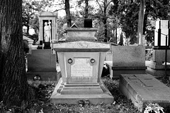 DSCF1320a_jnowak64 (jnowak64) Tags: poland polska malopolska cracow krakow krakoff cmentarz cmentarzrakowice architektura sztuka historia jesien mik bwextra