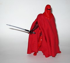 royal guard emperors royal guard star wars the black series 6 inch action figure #38 return of the jedi red and black packaging hasbro 2016 n (tjparkside) Tags: royal guard emperors 38 star wars black series 6 inch action figure return jedi red packaging hasbro 2016 robe robes emperor palpatine blaster pistol blasters pistols holster episode vi six rotj