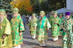 38. Митр. Арсений в Троице-Сергиевой Лавре 08.10.2018
