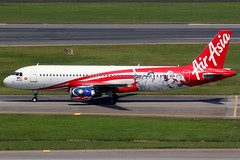 AirAsia | Airbus A320-200 | 9M-AFP | 1 Malaysia livery | Singapore Changi (Dennis HKG) Tags: aircraft airplane airport plane planespotting canon 7d 100400 singapore changi wsss sin airasia malaysia axm ak airbus a320 airbusa320 9mafp