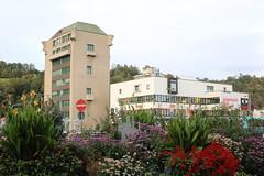 Passau (Helgoland01) Tags: passau niederbayern bayern deutschland germany hochhaus hotel