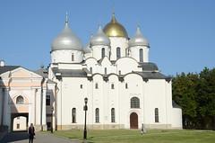 Cathédrale Sainte Sophie, Novgorod (RarOiseau) Tags: russie velikynovgorod architecture cathédrale saariysqualitypictures v1000
