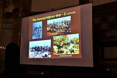 This was the war in which John H Watson was so badly injured at the Battle of Maiwand (photo by Roger Johnson)