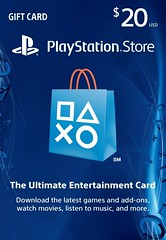 PlayStation Store 20 $ Gift Card - PS3/ PS4/ PS Vita - Digital Code (katalaynet) Tags: follow happy me fun photooftheday beautiful love friends