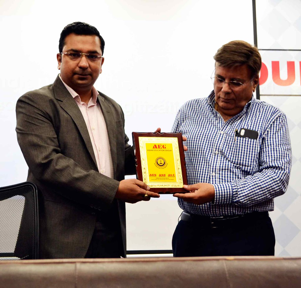 ABS Distinguished Lecture Series – Mr. Anil K Maini