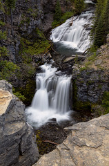 Just let go - and fall like a little waterfall… (ferpectshotz) Tags: twinfalls tumalocreek tumalofallsloop oregon bend deschutesnationalforest 89ft rocky trails hills mountains pacificnorthwest