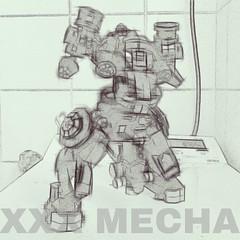 R&D XXX Mecha (Marco Marozzi) Tags: lego legodesign legomech moc mecha mech robot marco marozzi