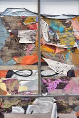 Behind A Sign (pni) Tags: kalasatama fiskehamn helsinki helsingfors finland suomi pekkanikrus skrubu pni wood metal plastic colour color