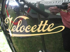 717 Velocette Badge - History (robertknight16) Tags: velocette british bike motorbike motorcycle badge badges brooklands