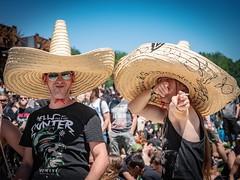 Hellfest 21018 (kikevist thierry) Tags: kikevisthellfest2018 festival music musique heavymetal hardrock rock ambiance portrait happy livestyle makup face happyface