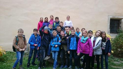 Besuch in der Burg Raabs 3