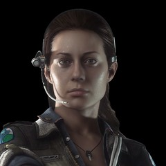 Alien: Isolation Amanda