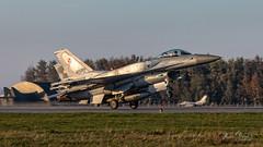 Lockheed Martin F-16C Jastrząb (4070 & 4062) (Michał Banach) Tags: 31bazalotnictwataktycznego 31blt canon epks f16 jastrząb krzesiny lockheedmartinf16cjastrząb poland polishairforce polska poznań sigma150600f563dgoshsmsports wojskopolskie airbase aircraft airplane aviation cjet sky greaterpolandvoivodeship pl