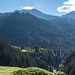 Railway Touring in Eastern Switzerland:  Day Trip from Chur to Arosa