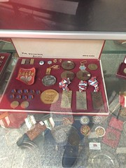 Collection of medals (Michal Kuban) Tags: bosnia hercegovina 2018