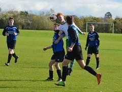 20181021 U16B 23 (Cabinteely FC, Dublin, Ireland) Tags: 2018 20181021 cabinteely cabinteelyfc markscelticfc ddslu16b kilboggetpark dublin ireland football soccer 2002