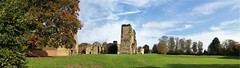 Ashby Castle Panorama (eMAJgen) Tags: ashbydelazouch castle panorama autumn englishheritage leicestershire