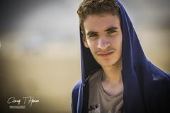 Insightful insight (Ashraf Hashem) Tags: depth desert nikond850 portrait nikon daylight men