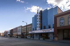 Reeves Theater, Elkin, NC (Dean Jeffrey) Tags: northcarolina elkin theater movietheater marquee