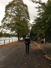 Bike bag (What I saw...) Tags: inverness highlands scotland river ness bike bag