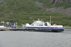"""""""Barøy"""" (OlafHorsevik) Tags: barøy torghattennord thn ferge ferga ferry ferja ferje lødingen"""