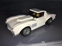BMW 507 (Nc19938) Tags: bmw 507 lego white