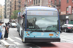 IMG_1739 (GojiMet86) Tags: mta nyc new york city bus buses 2018 lf60102 lfs lfsa 5519 m23 sbs select service 23rd street 7th avenue