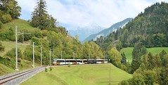MOB GDe4/4 loco 6002_Rossineire, Switzerland_160918_01 (DS 90008) Tags: mob