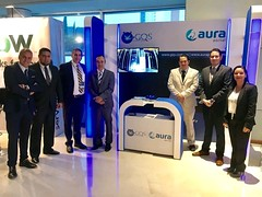 Tecnomanagement 2018 junto con Kernel, partner AuraPortal