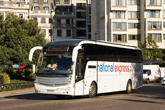 Go North East - BF63 ZRC (peco59) Tags: bf63zrc volvo b9r b9 caetano ct650 levante psv pcv coach goahead gonorthern gonortheast nationalexpress